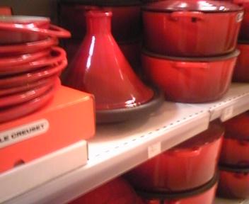 ルクルーゼのタジン鍋